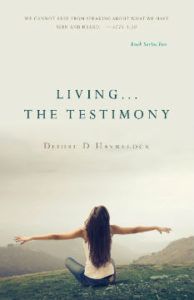 how to write a christian testimony?