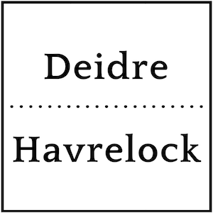 Deidre Havrelock - Author, Blogger, Bible Explorer, Holy Spirit Enthusiast