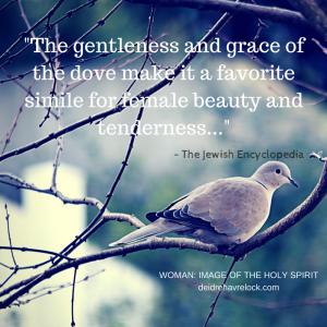 Like a Dove…
