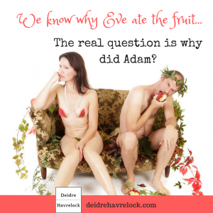 Why Didn't Adam Intercede for Eve?