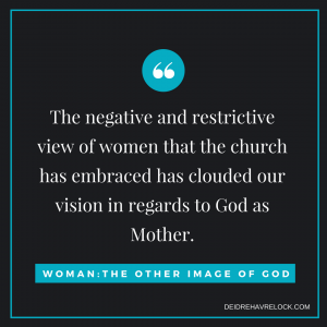 woman image of god