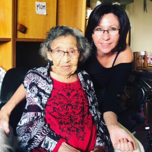 The Passing of a Matriarch